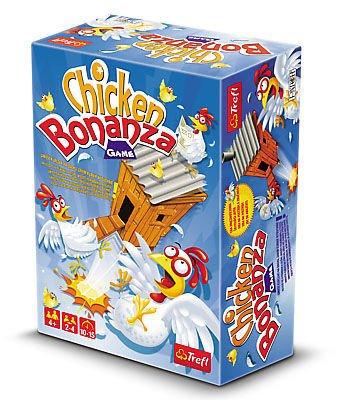 Trefl (01286): Gra zręcznościowa - Chicken Bonanza