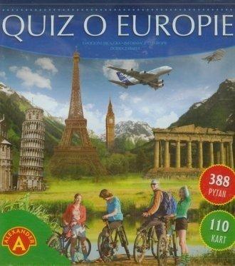 Alexander (ALE04430): Quiz o Europie