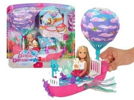 BRB Chelsea Magiczna łódka + lalka