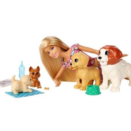 Barbie Opiekunka piesków
