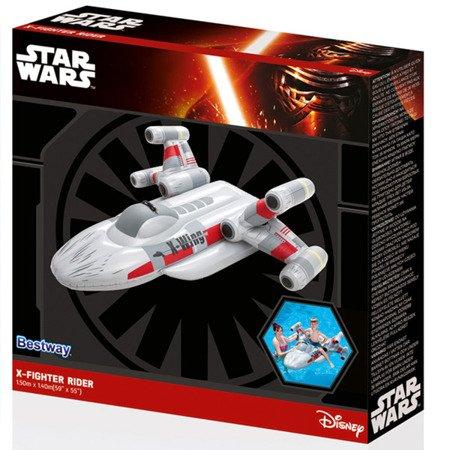 Bestway (91206): Dmuchany myśliwiec Star Wars X-WING