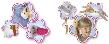 Bunnies: maskotka - Króliczek magnetyczny