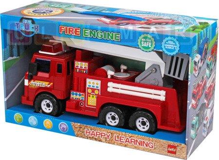 Ciężarówka: Straż pożarna