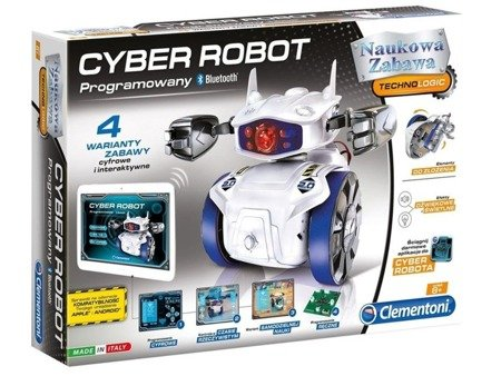 Clementoni (CLE60596): Cyber Robot