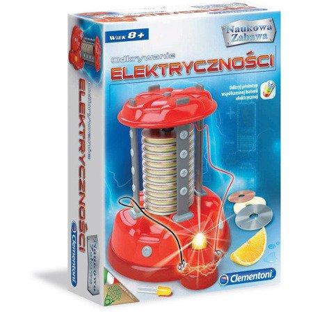 Clementoni (CLE60886): Odkrywanie elektryczności