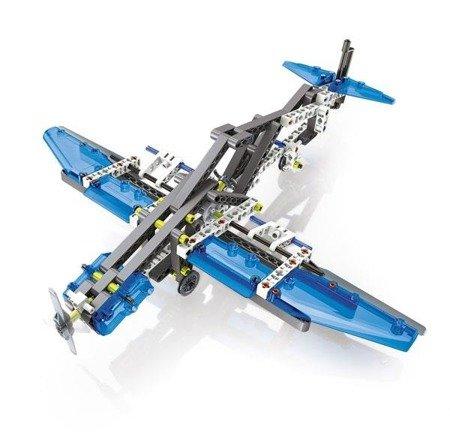 Clementoni: Zabawka konstrukcyjna: Samoloty i helikoptery