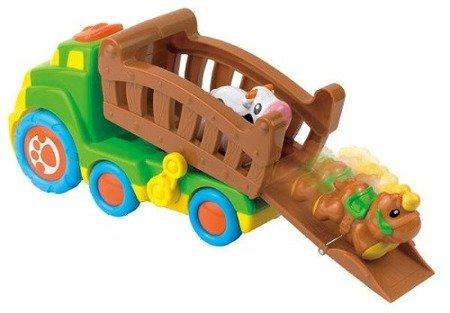 Dumel (42557): Świat zwierząt: Ciężarówka