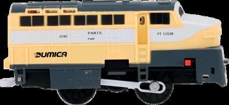 Dumica: Kolejka City Train zestaw C2