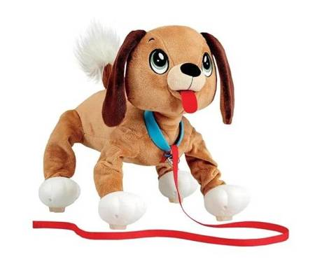 Eppe: Boogie: Piesek psi rozrabiaka, chodzi