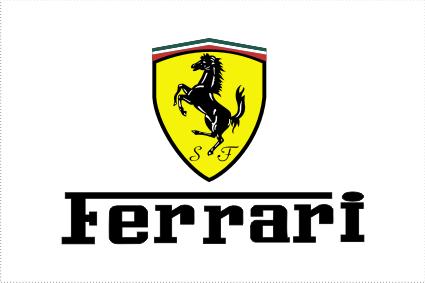 Ferrari: Kask regulowany, 54-62 cm