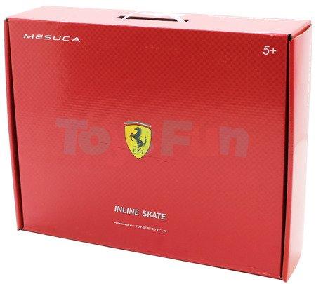 Ferrari: Rolki regulowane, 2 kolory