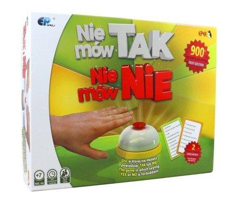 Gra Nie mów tak, nie mów nie