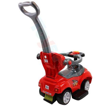 Jeździk - chodzik - pchacz - autko 3w1 MegaCar
