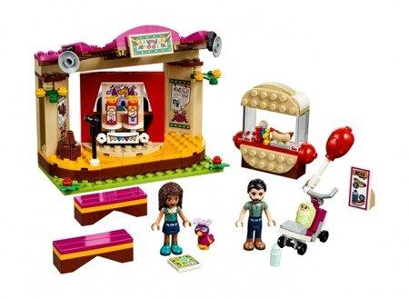 Lego Friends (41334): Pokaz Andrei w parku