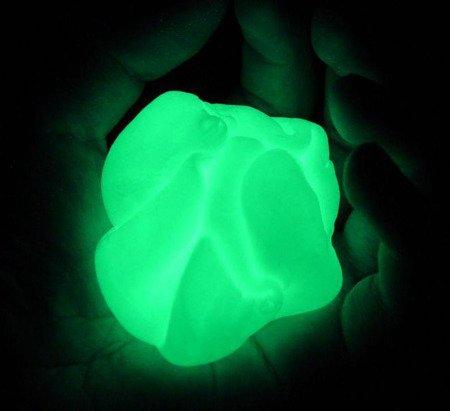 Norimpex (1000433): Magiczna plastelina świecąca w ciemności