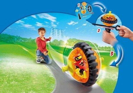 Playmobil Speed Roller Orange