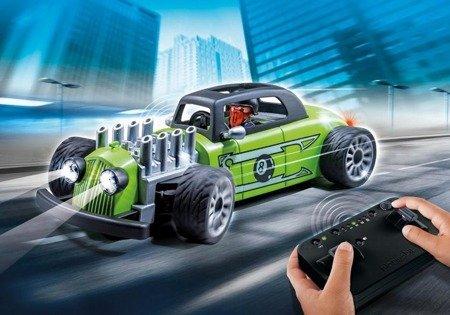 Playmobil  Wyścigówka RC Rock`n`Roll