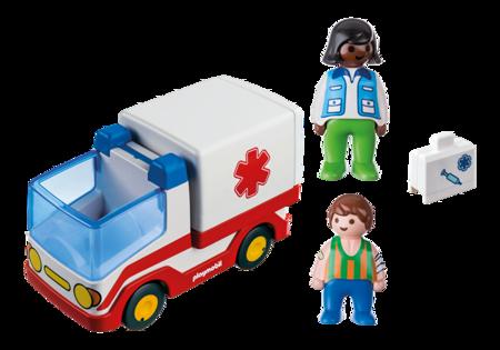 Playmobil Zestaw Karetka