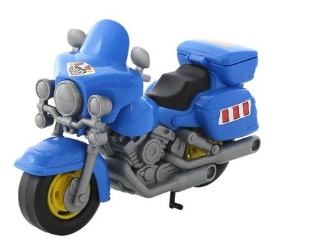 "Polesie Wader 8947: Motor policyjny ""Chopper"""
