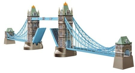 Ravensburger (RAP125593): Puzzle 3D Most Londyński