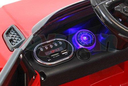 Samochód na akumulator: Runner