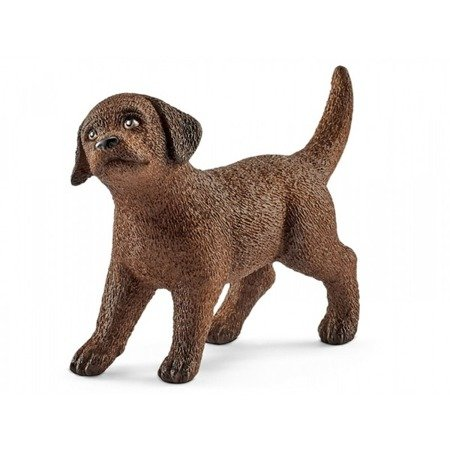 Schleich (SLH13835): Labrador Retriver szczeniak
