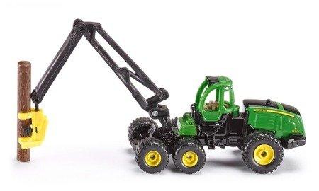 Siku 1652: Traktor leśny John Deere
