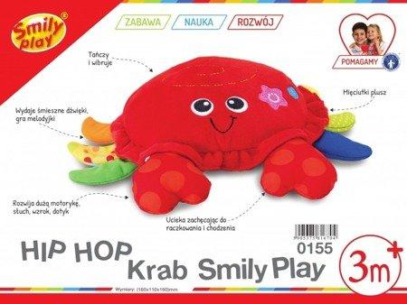 Smily Play (0155): Krab do Nauki Raczkowania