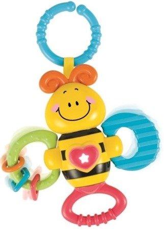 Smily Play (0625): Grzechotka Zawieszka Pszczółka