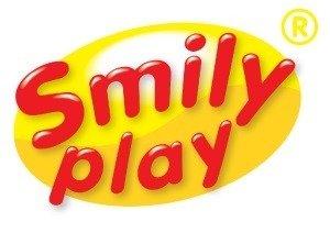 Smily Play (0829) Chodzik z Piłeczkami