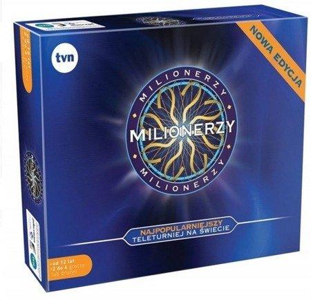 TM Toys (MIL308295): Gra planszowa Milionerzy