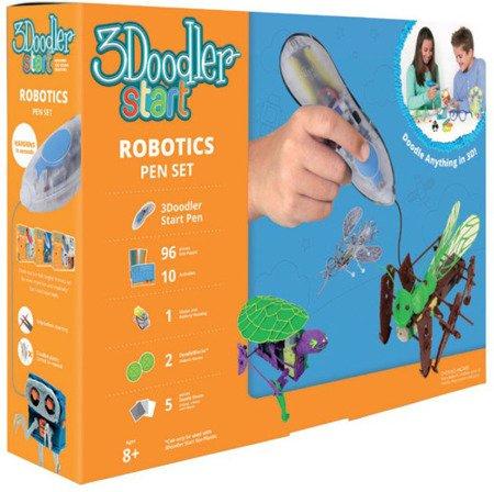Tm Toys 3DOODLER Zestaw Roboty
