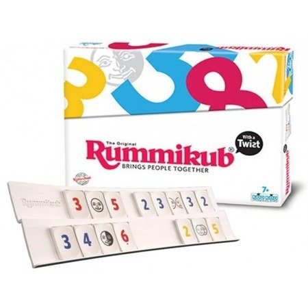 Tm Toys (LMD8600): Gra Rummikub 3w1