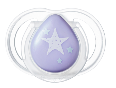 Tommee Tippee: Smoczek uspokajający girl newborn