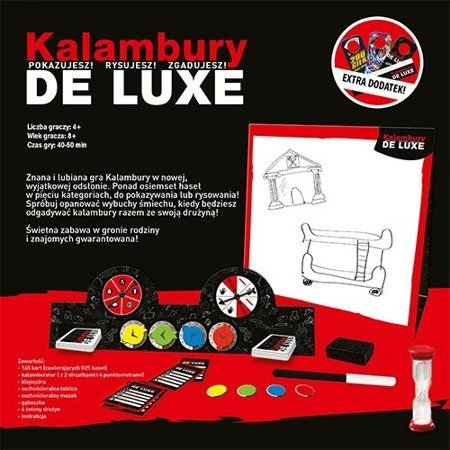 Trefl (01016): Kalambury de luxe