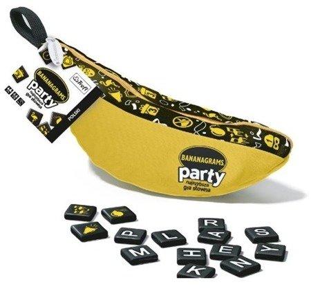 Trefl (01526): Gra towarzyska: Bananagrams Party