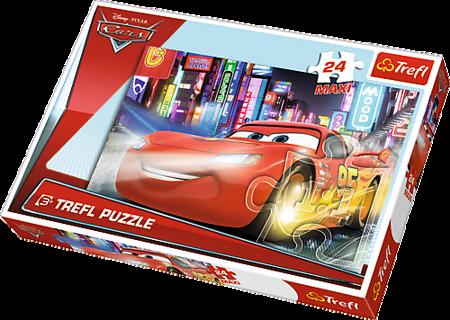 Trefl (14235) Puzzle 24 Maxi - Miasto nocą