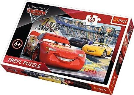 Trefl (15339): Puzzle 160 el.: Przyspieszenie, Cars 3