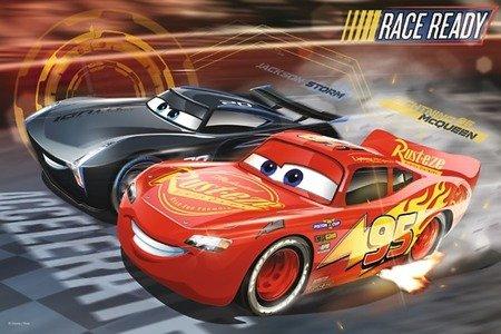Trefl (17297): Puzzle 60 el.: Cars 3, Wyścig