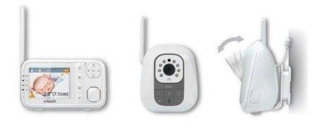 Vtech (BM3200): Cyfrowa niania elektoniczna z kamerą