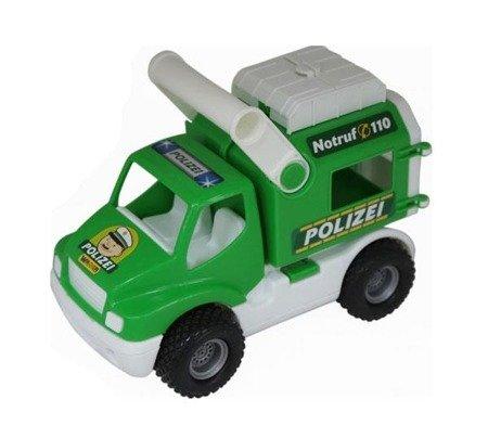 Wader QT: ConsTruck Samochód Policja (w siatce)