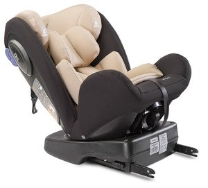 Caretero Fotelik samochodowy Mokki 0-36 BEIGE 360