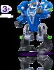 Dumel (DD 43507): Rozkręcony robot
